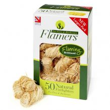 Certainly Wood Flamers - 50 Pack